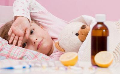 Хвора дитина