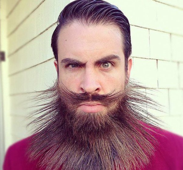 бородатий