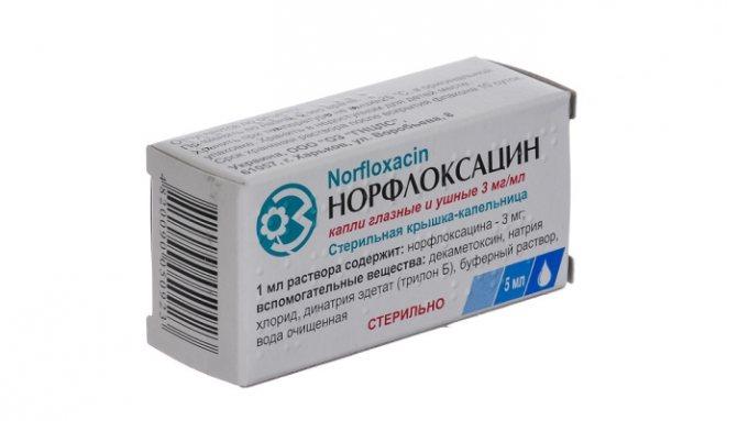 Швидке лікування циститу у жінок таблетками: препарат Норфлоксацин