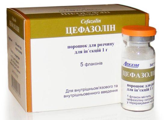 цефазолін уколи відгуки