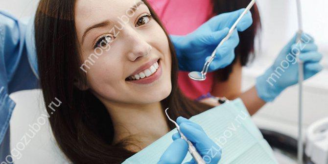 Ціни лікування карієсу зубів