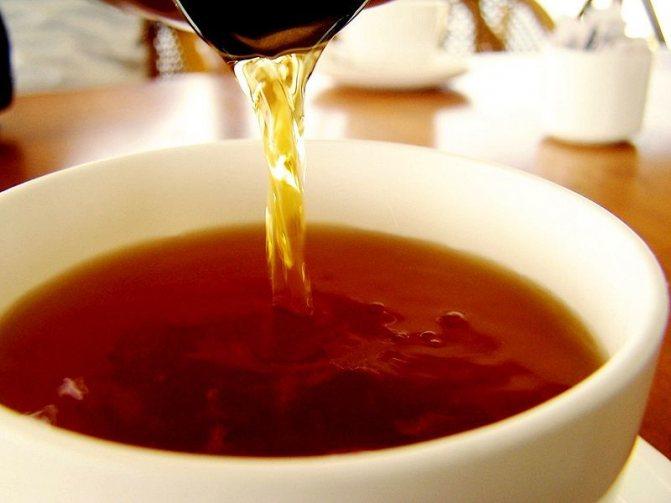 Чай для промівання очей