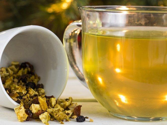 чай грудної збір склад