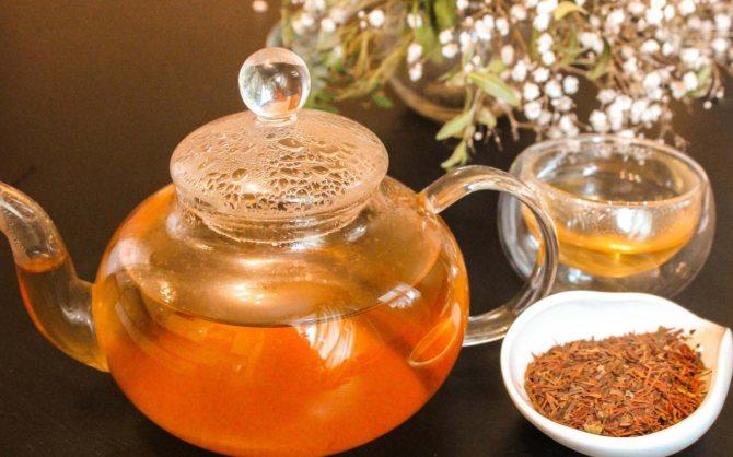 чай лапачо