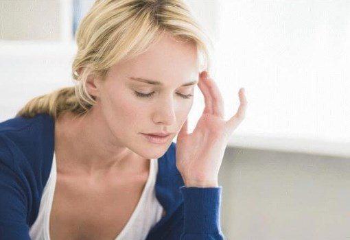 Часті причини болю в лівій скроні голови