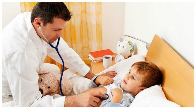Чим раніше розпочато лікування, тим швидше дитина видужає