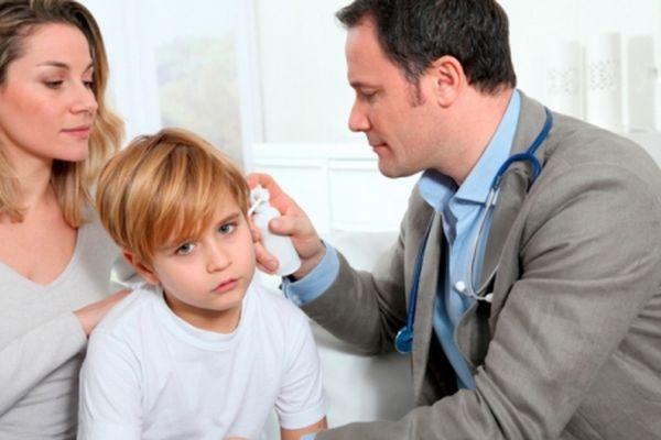чистка вух