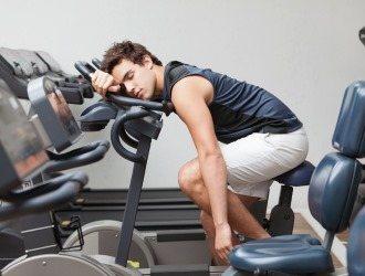 Надмірні фізичні навантаження можуть привести до застою жовчі