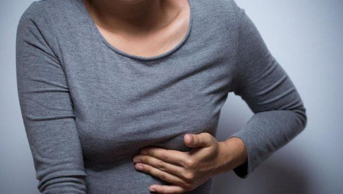 Що болить під грудьми - діагностика і лікування