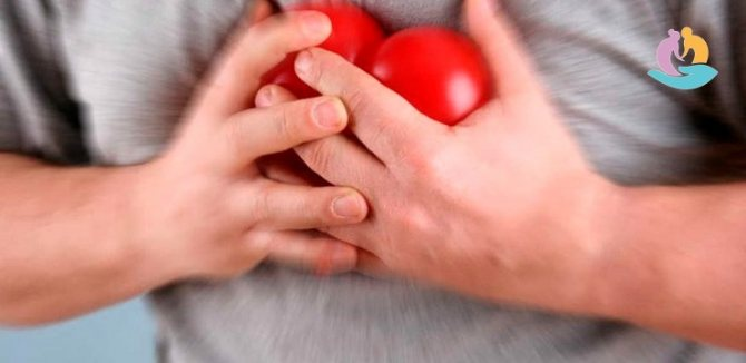 Що відчуває людина при інфаркті серця