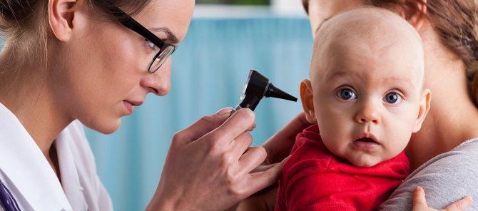 Що робити з нежіттю у немовлят, можна дізнатіся у фахівця