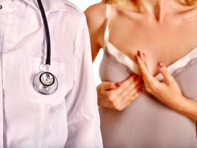 Що питати на прійомі у мамолога