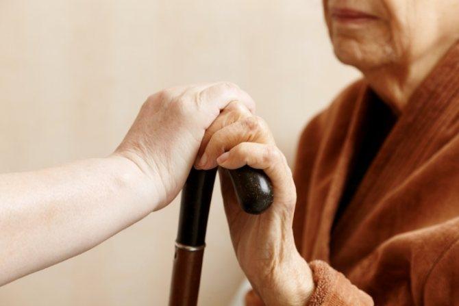 що таке старечий маразм і його симптоми