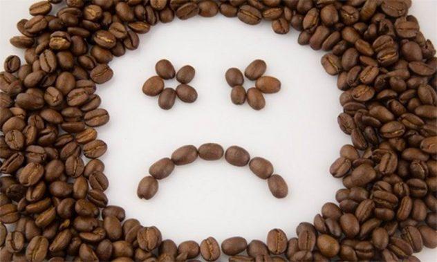 Щоб не провокуваті безсоння, во время вагітності Варто відмовітіся від кави