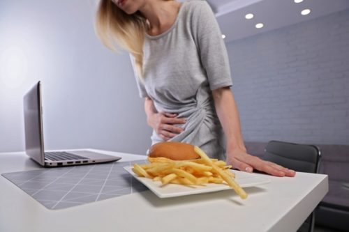 Відчуття голоду після їжі