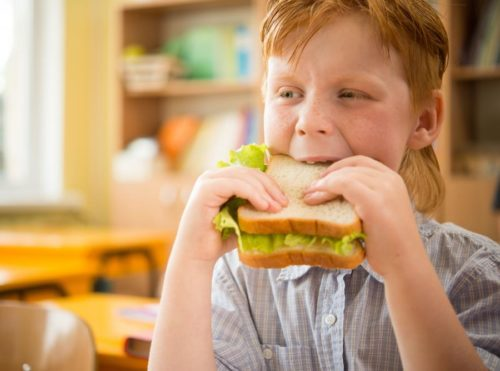 Відчуття голоду причини у дитини
