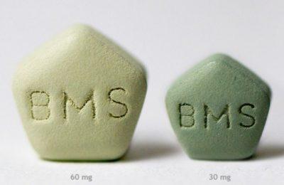 Даклінза таблетки