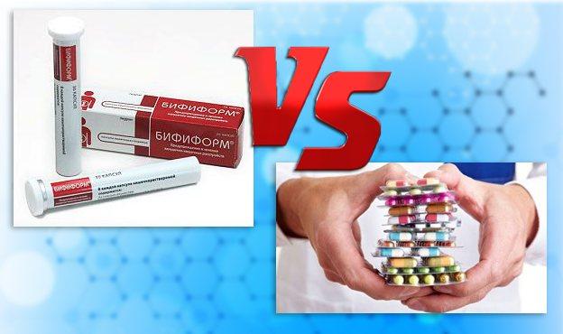 Дешеві аналоги біфіформом: огляд ефективних препаратів