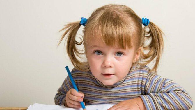Дітей в цьом віці лікуваті легше, так як можна застосовуваті більшій спектр препаратів