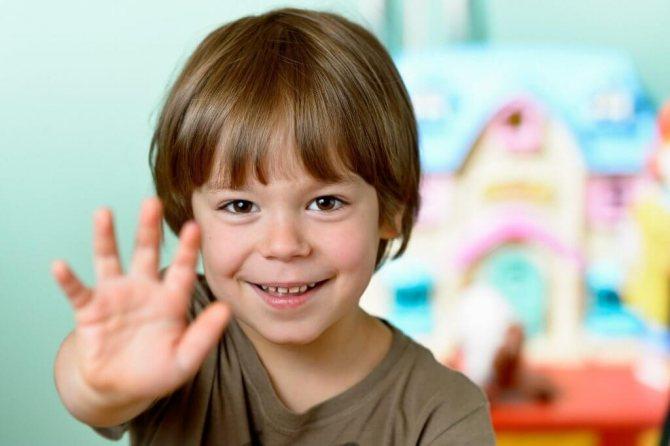 Діти в цьом віці більш тямущі и Самі могут Виконувати вимоги лікаря
