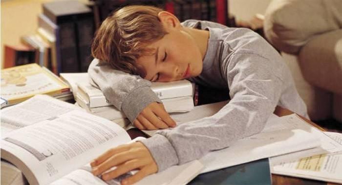 Дитячий синдром постійної втоми