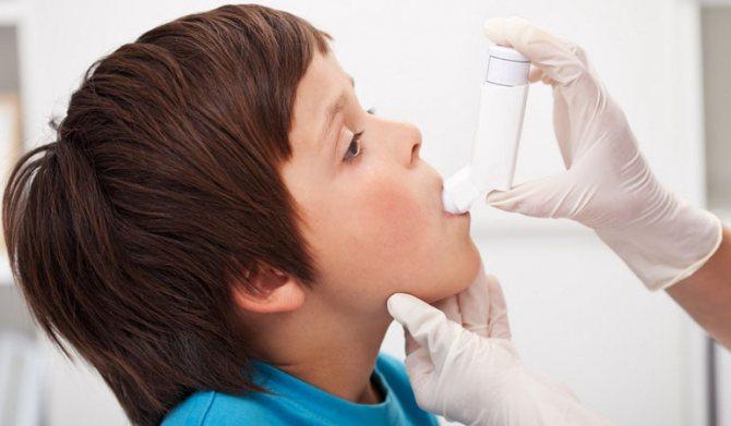 діагностика бронхіальної астми у дітей до 5 років