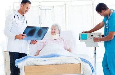 діагностика пневмофиброза
