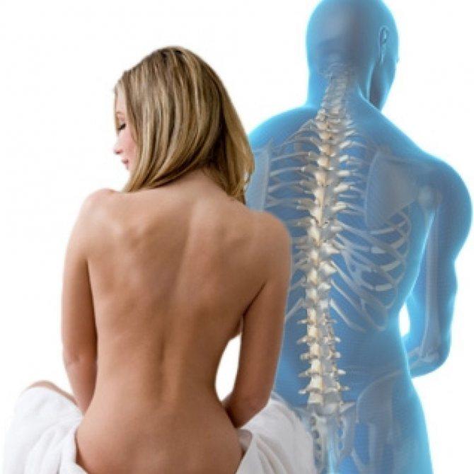 діагностика хребта