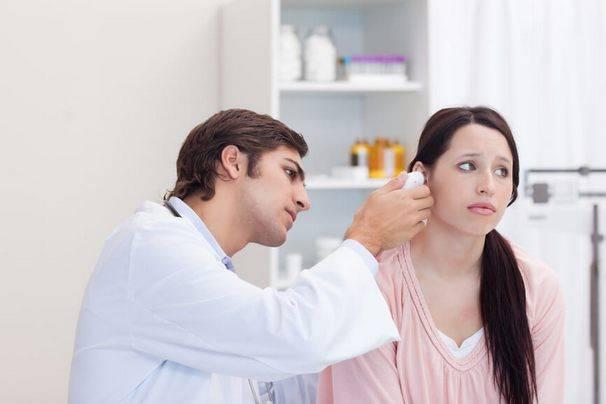 Діагностика слухового проходу