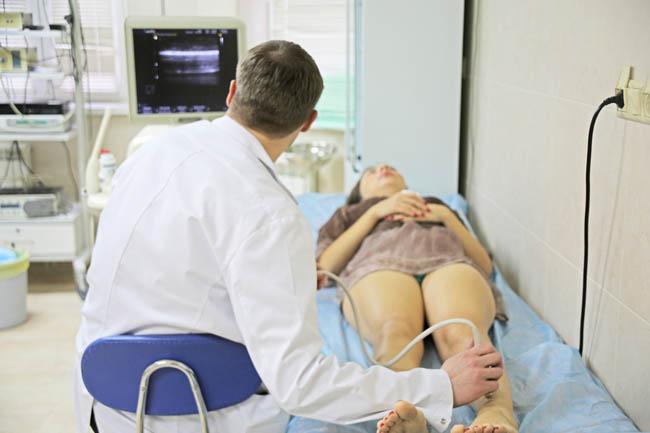 діагностика тромбофлебіту