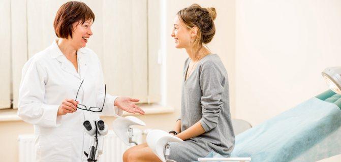 Діагностика захворювань при рясних виділеннях