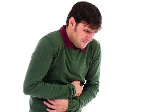 Діагностика полягає в обстеженні шлунково-кишкового тракту