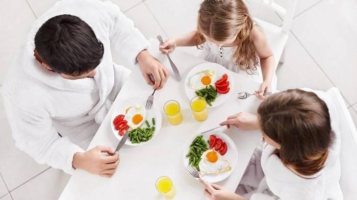 Дієта для нормалізації цукру - стіл №9
