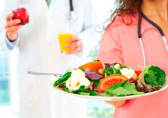 дієта при калькульозному холециститі