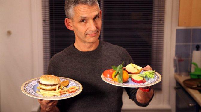 дієта при кандидозі