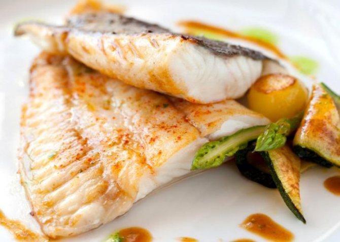дієтична риба