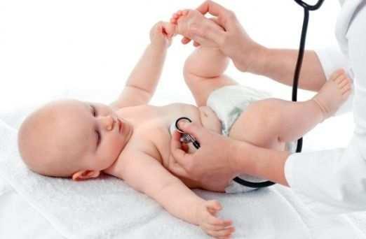 Дисбактеріоз у немовлят и новонароджених