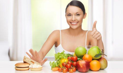 Для попередження запалення холецистопанкреатитом є збалансоване харчування