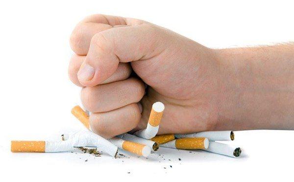 для профілактики оніміння рук потрібно відмовитися від куріння