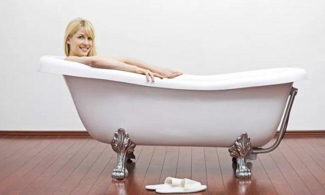 Для зняття симптоматики і полегшення свербежу показані Крахмалова ванни
