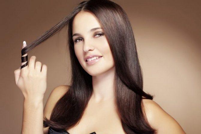 Для Зміцнення волосся