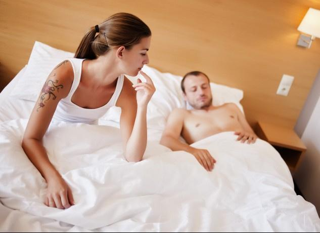 До 12% жінок мають алергію на сперму