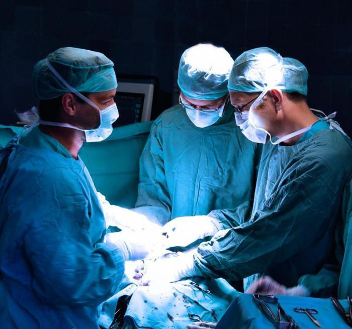 долихосигма кишечника операція