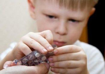 Дозування таблеток Парацетамол для дітей різного віку
