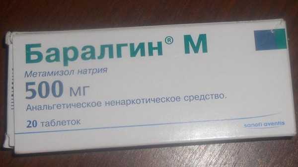 Ефективність знеболюючої дії уколів препарату Баралгин