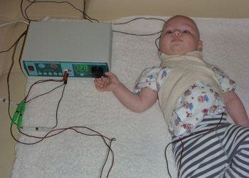 електрофорез для дітей