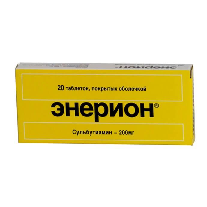 Енеріон (сульбутіамін)