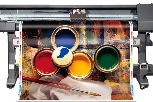 Фарби для інтер'єрної поліграфії