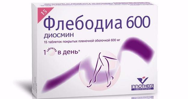 Флебодіа 600