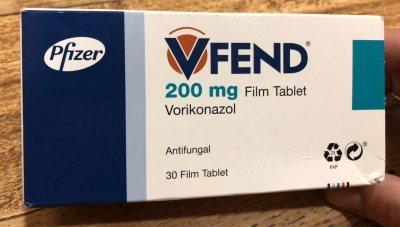 Флуконазол і аналогічні йому імпортні препарати, які не викликають алергію